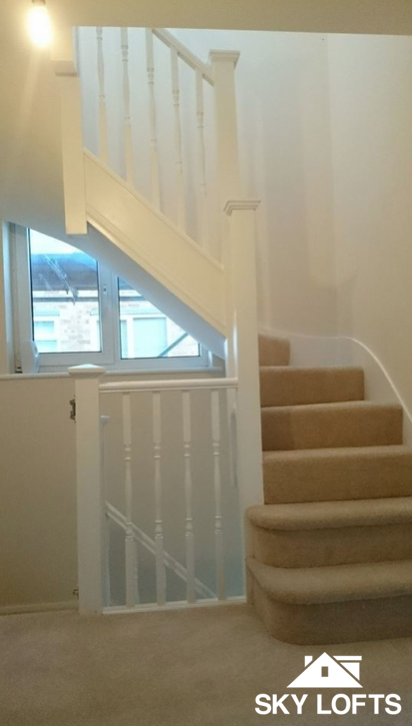 attic to bedroom ideas - SkyLofts Loft Conversion in Farnborough Hampshire