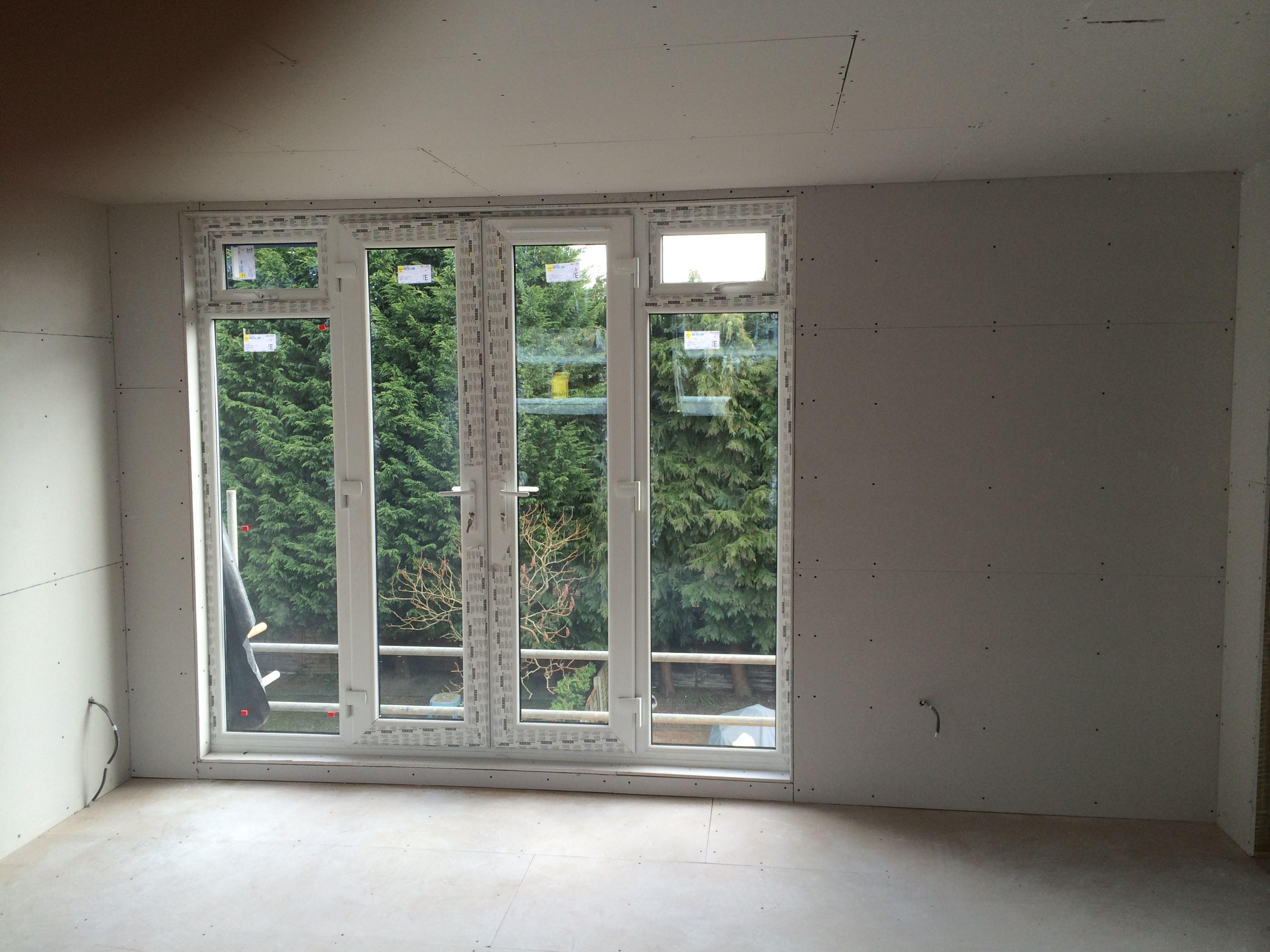 Rear dormer skylofts for Rear french doors