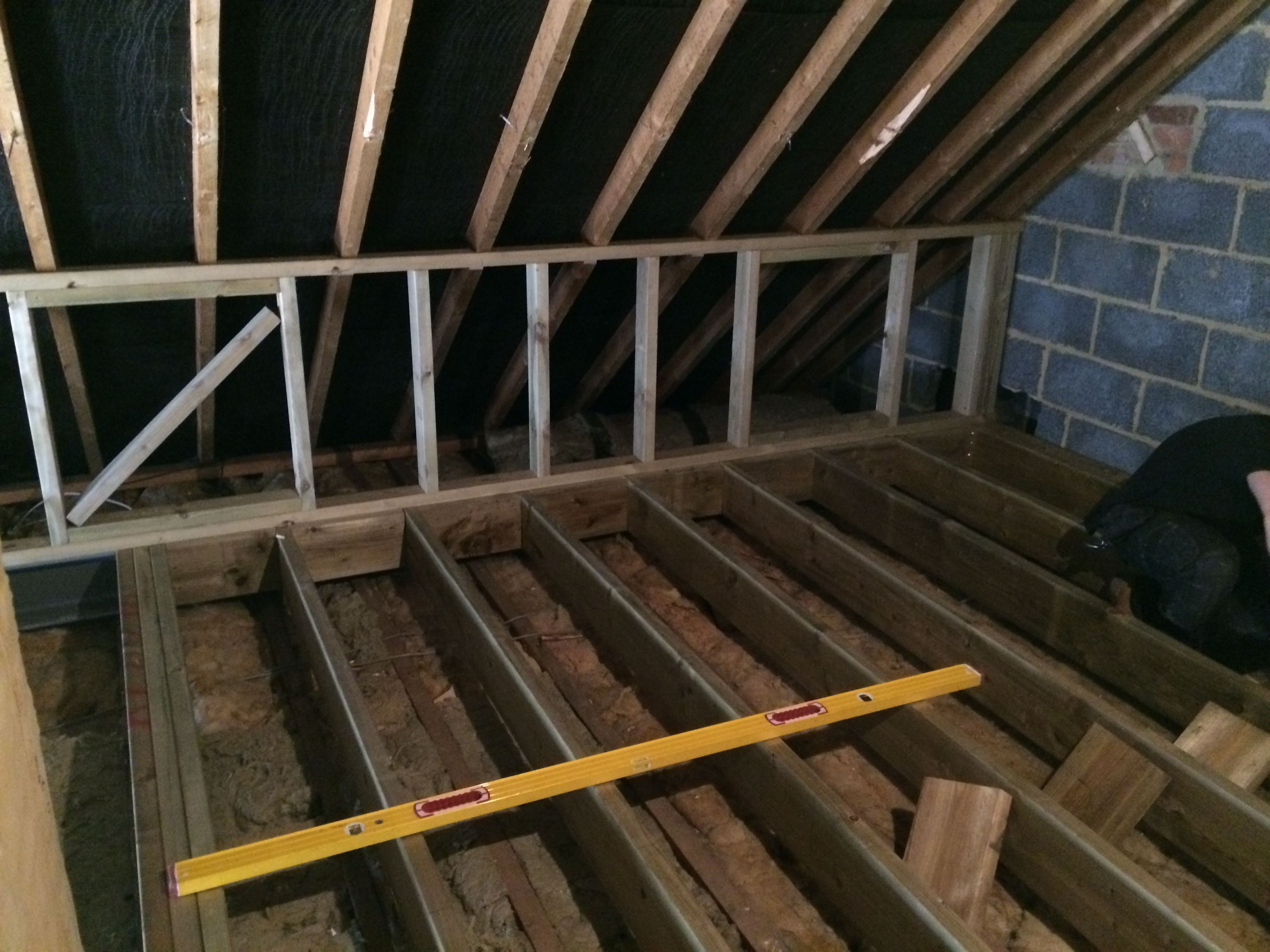 attic conversion storage ideas - Rear Dormer SkyLofts