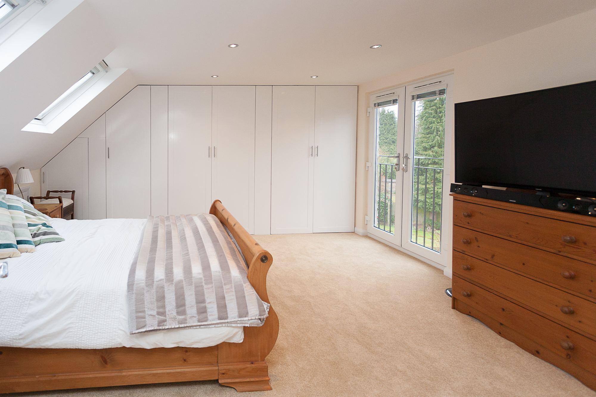 Tony trisha borgnis skylofts for Skylofts 1 bedroom loft suite