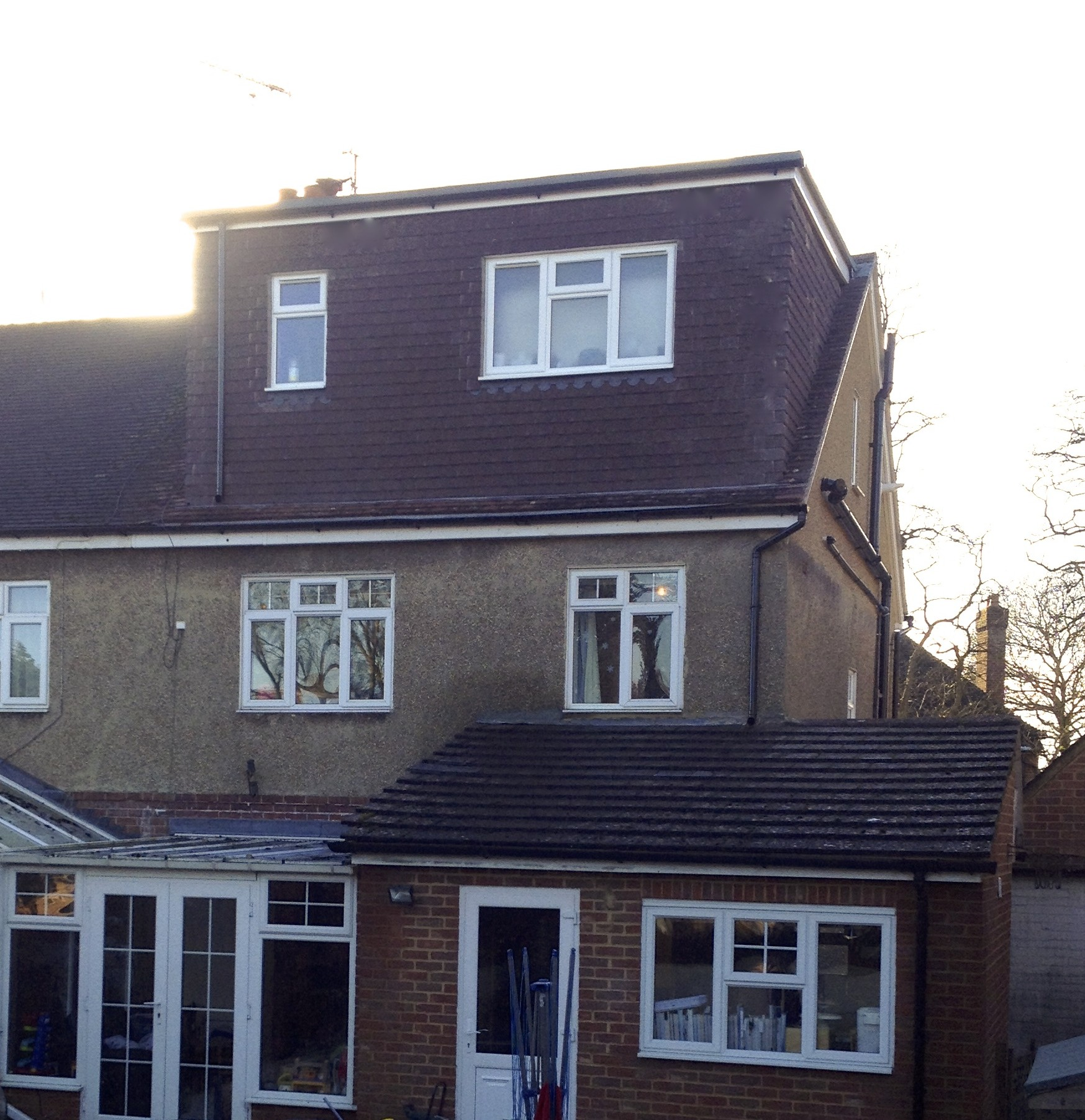 attic floor plan ideas - Terraced House Loft Conversion Options SkyLofts