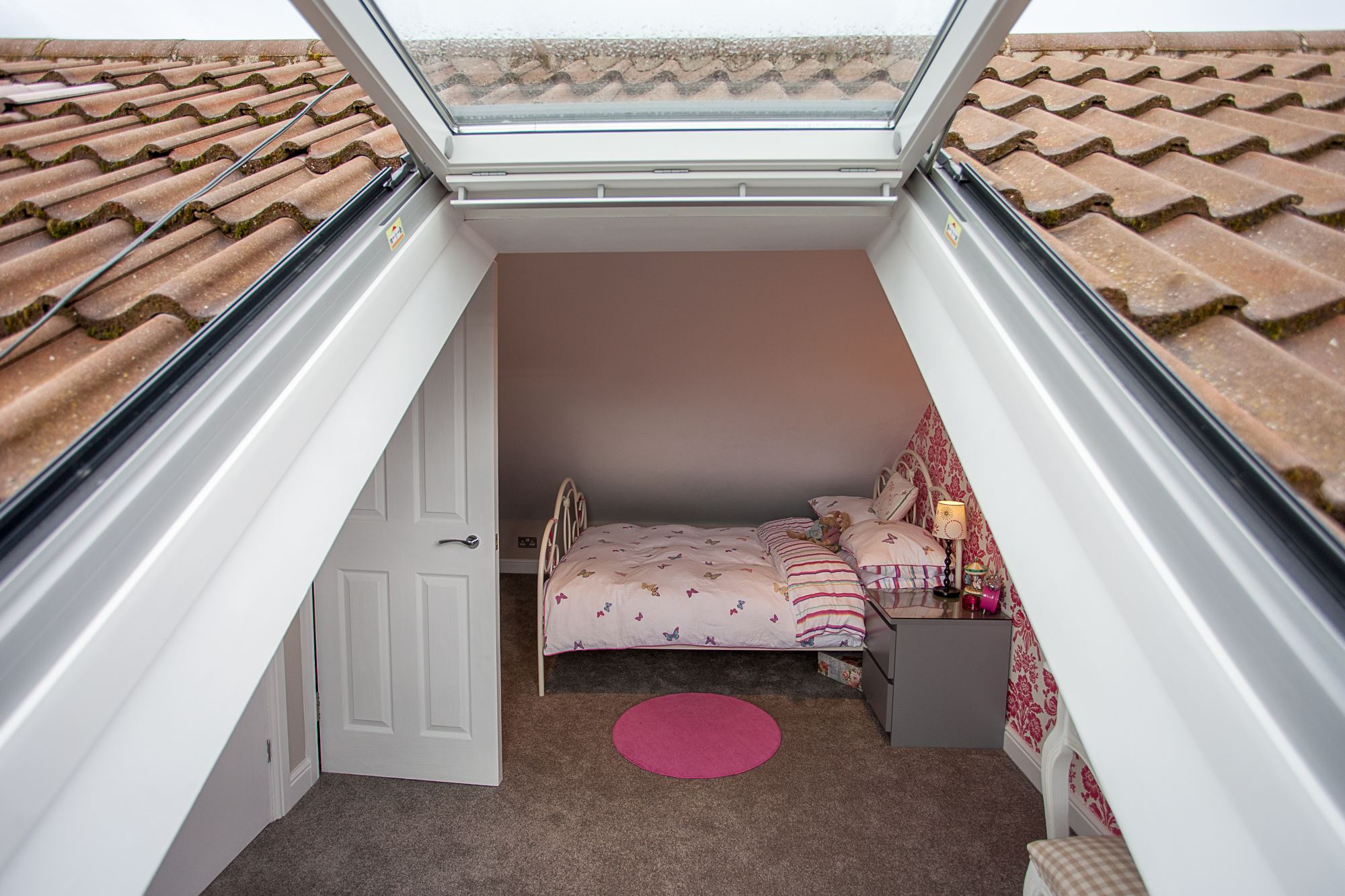 Loft Conversion Balcony Windows Skylofts