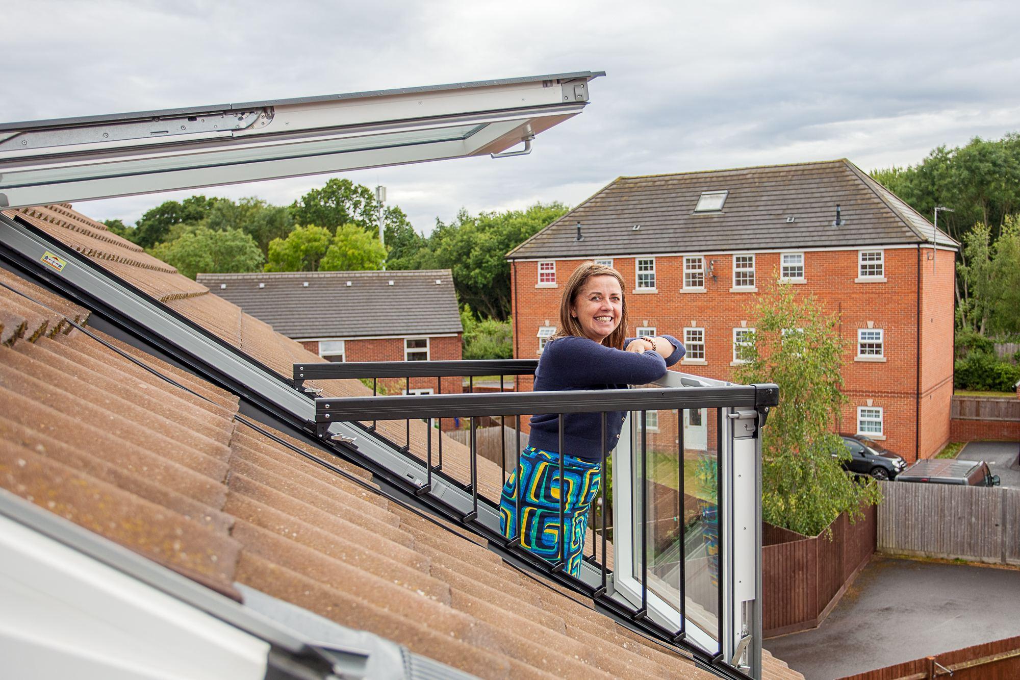 Loft Conversion Balcony Windows Skylofts